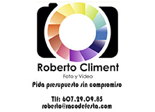 Publi: Roberto Climent foto y vídeo